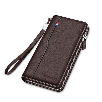 Genuine leather RFID Blocking Wallet