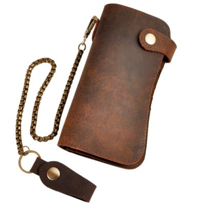 Real leather wallet for men from leatherya