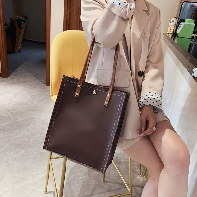 100% High-Quality Genuine Leather Fashionable Shoulder Bag for Women