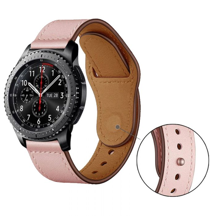 Smart Watches Leather Strap