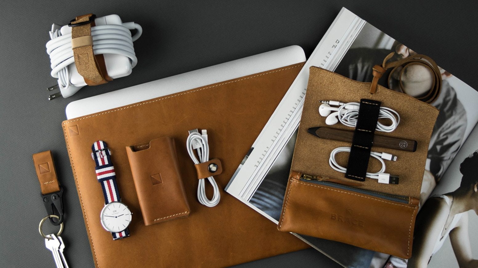 Premium Leather Accessories By Leatherya.com